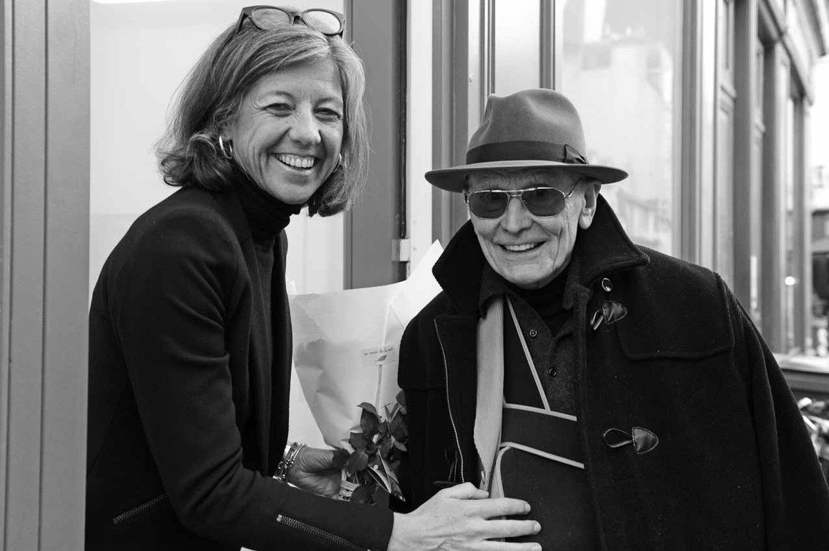 Nathalie Clouard, Jacques Monory