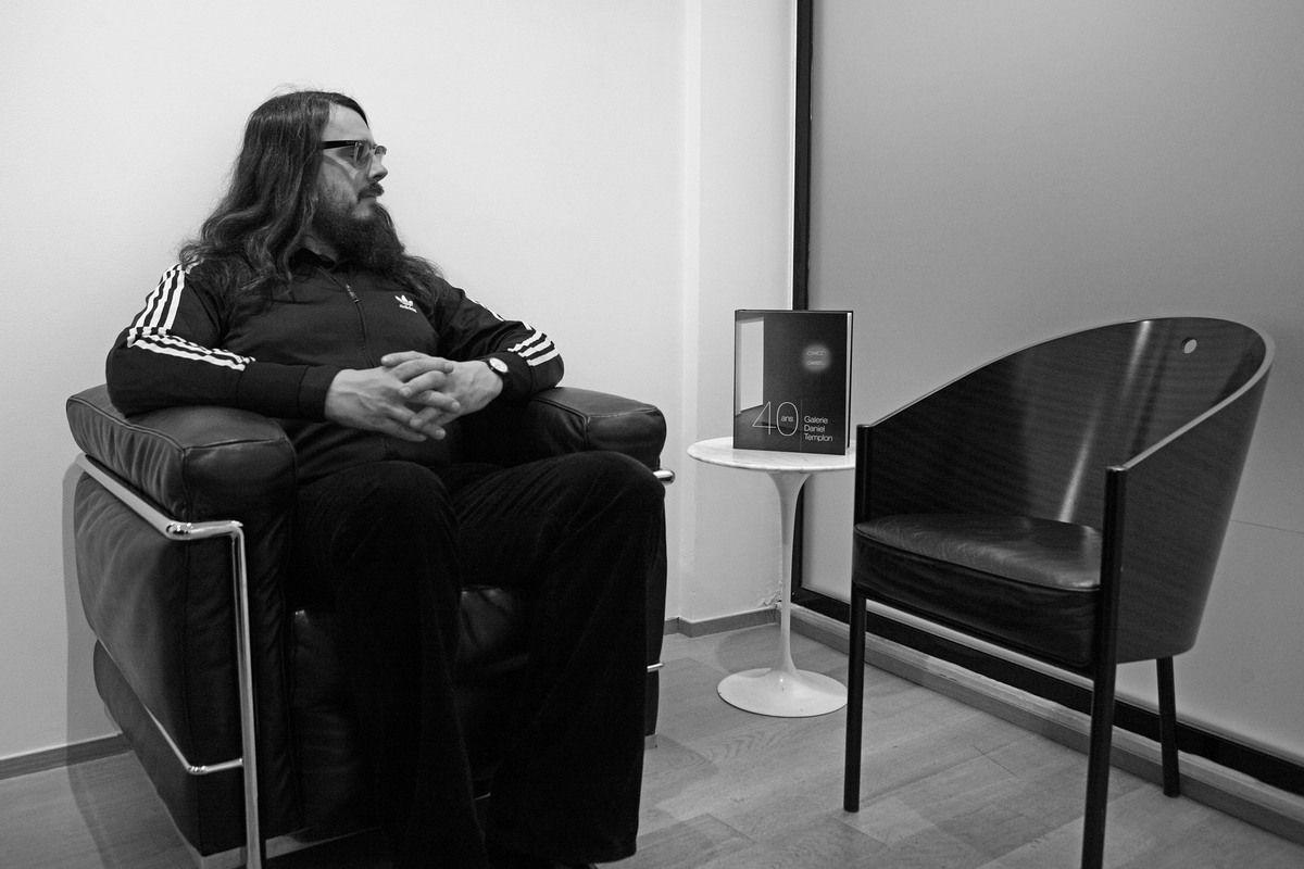 Jonathan Meese. Galerie Daniel Templon. 2011