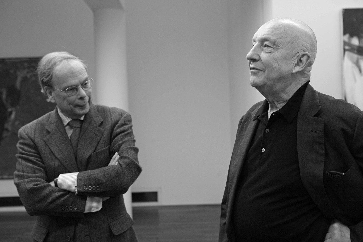 Götz Adriani, Georg Baselitz