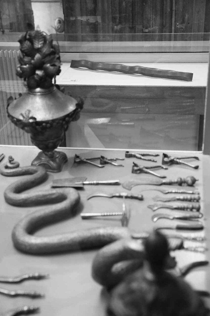 Exposition Vladimir Skoda. Musée Le Secq des Tournelles