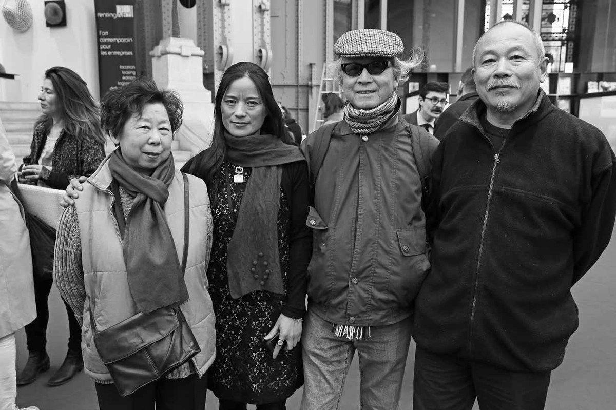 Madame Chen, Li Fang, Chen Ying Teh, Wang Keping