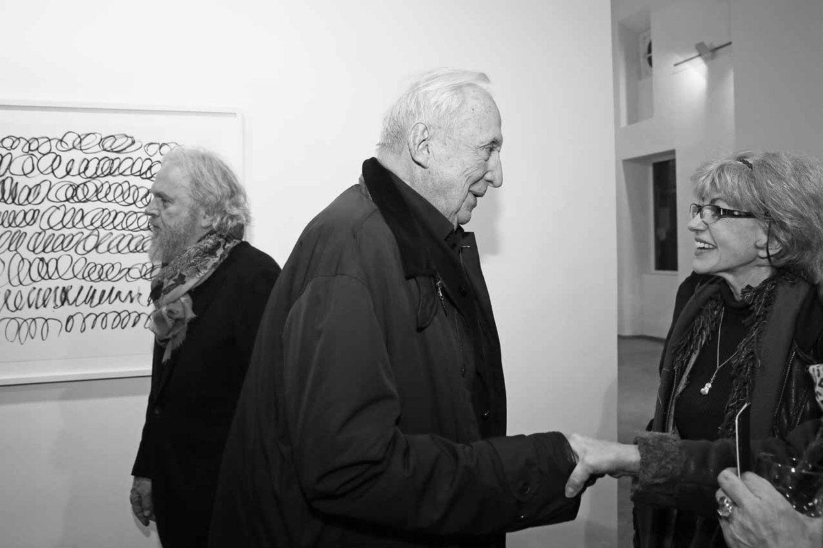 Karsten Greve, Pierre Soulages, Tita Reut