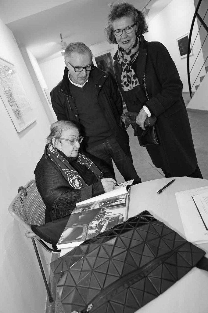 Pierrette Bloch, Jean-Max Dinet, Catherine Dinet