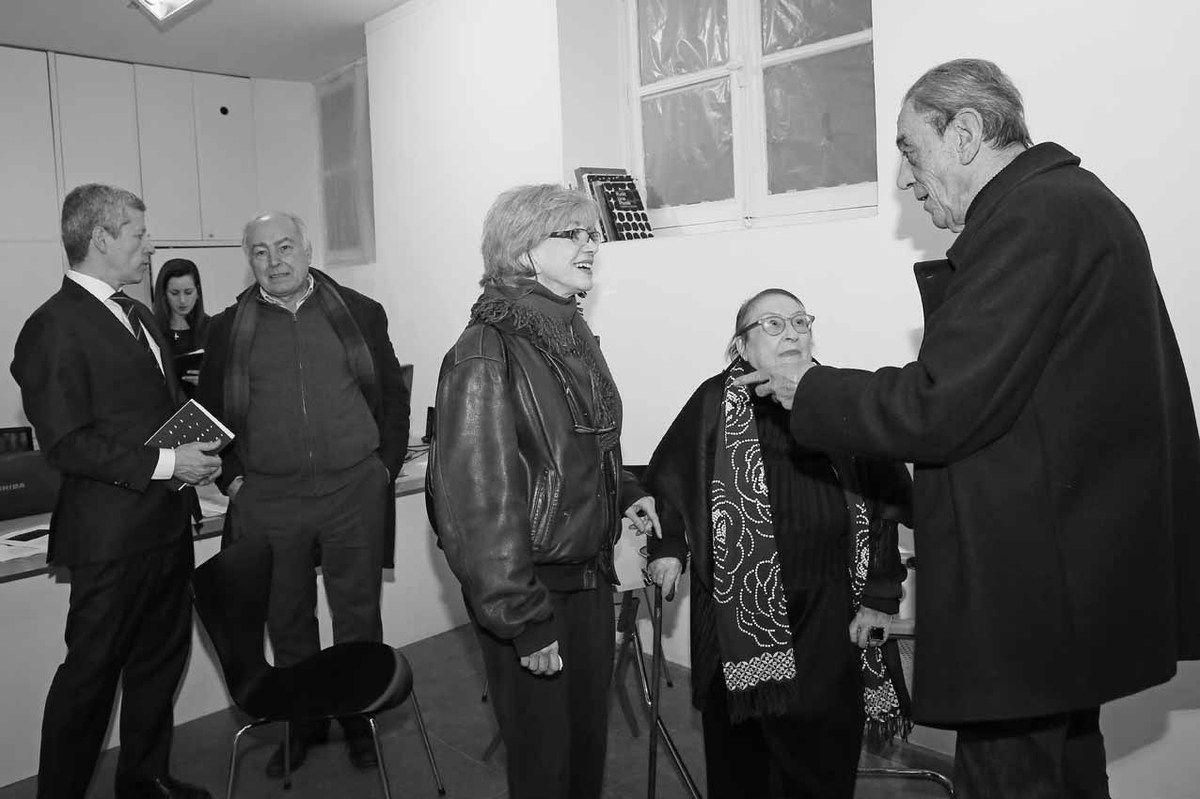 Christophe Gourdon, Inconnue, Pierre Manuel, Tita Reut, Pierrette Bloch, Olivier Garros