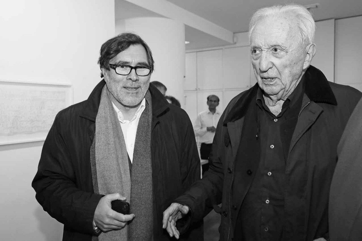 Lorenzo Mardaresco, Pierre Soulages