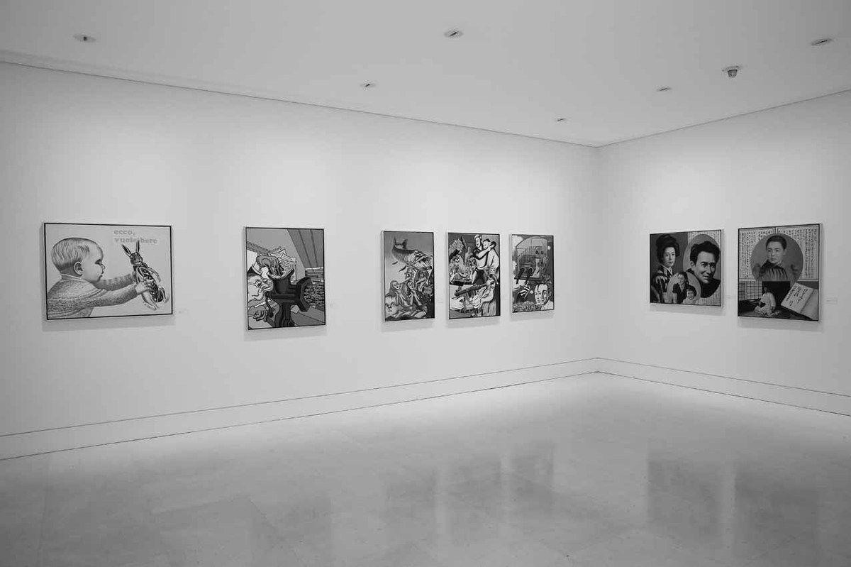 Erro. Galerie Louis Carré. 2014