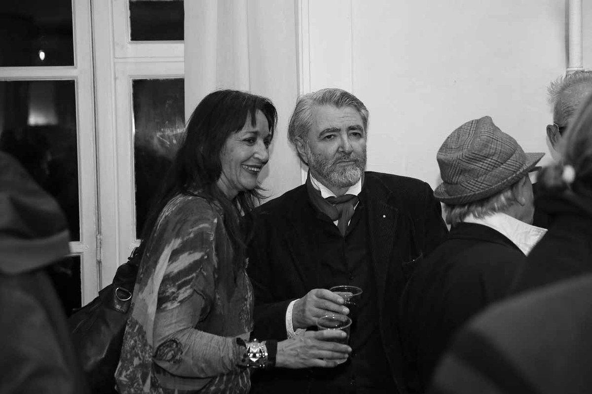 Agnès Malterre, Ruben Alterio, Ricardo Mosner