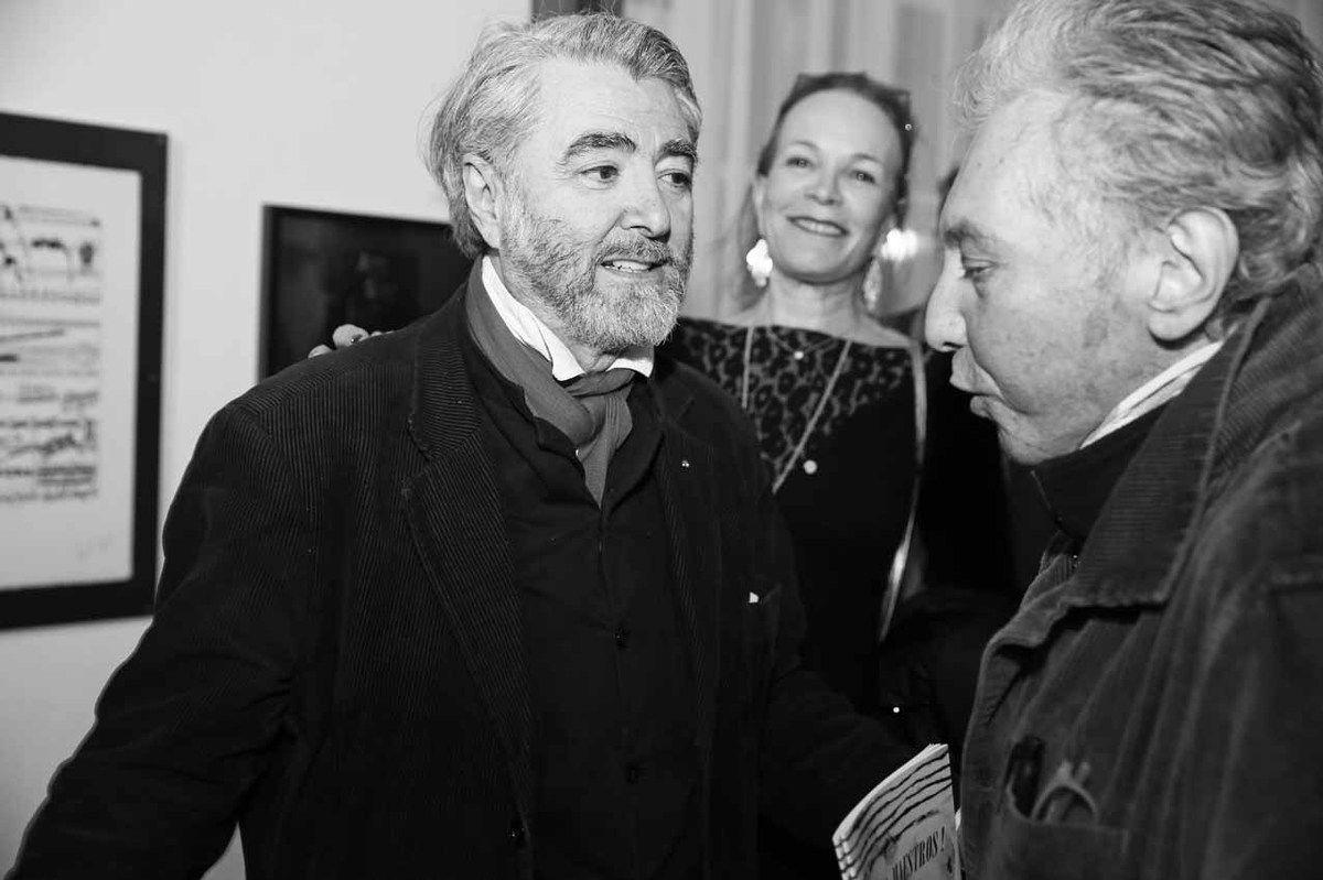 Ruben Alterio, Marie Binet, Haby Bonomo