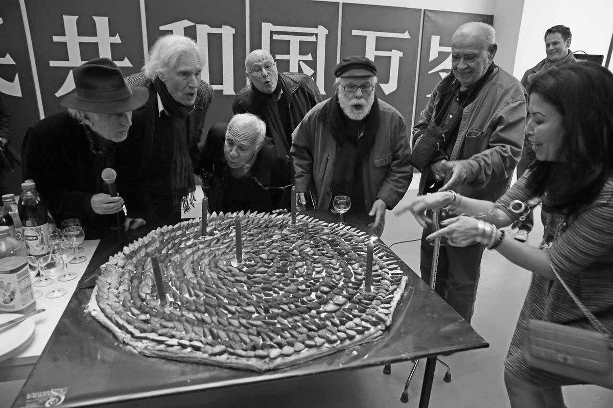 Bernard Rancillac, Peter Klasen, André Morain, Daniel Payan, Gérard Guyomard, Hervé Télémaque, Djohar Rancillac, Olivier Peyronnet