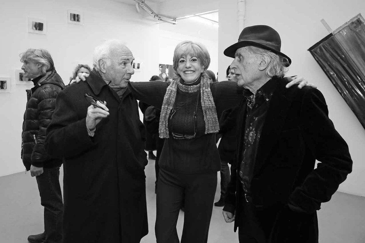 Thierry Deshogues, André Morain, Tita Reut, Bernard Rancillac
