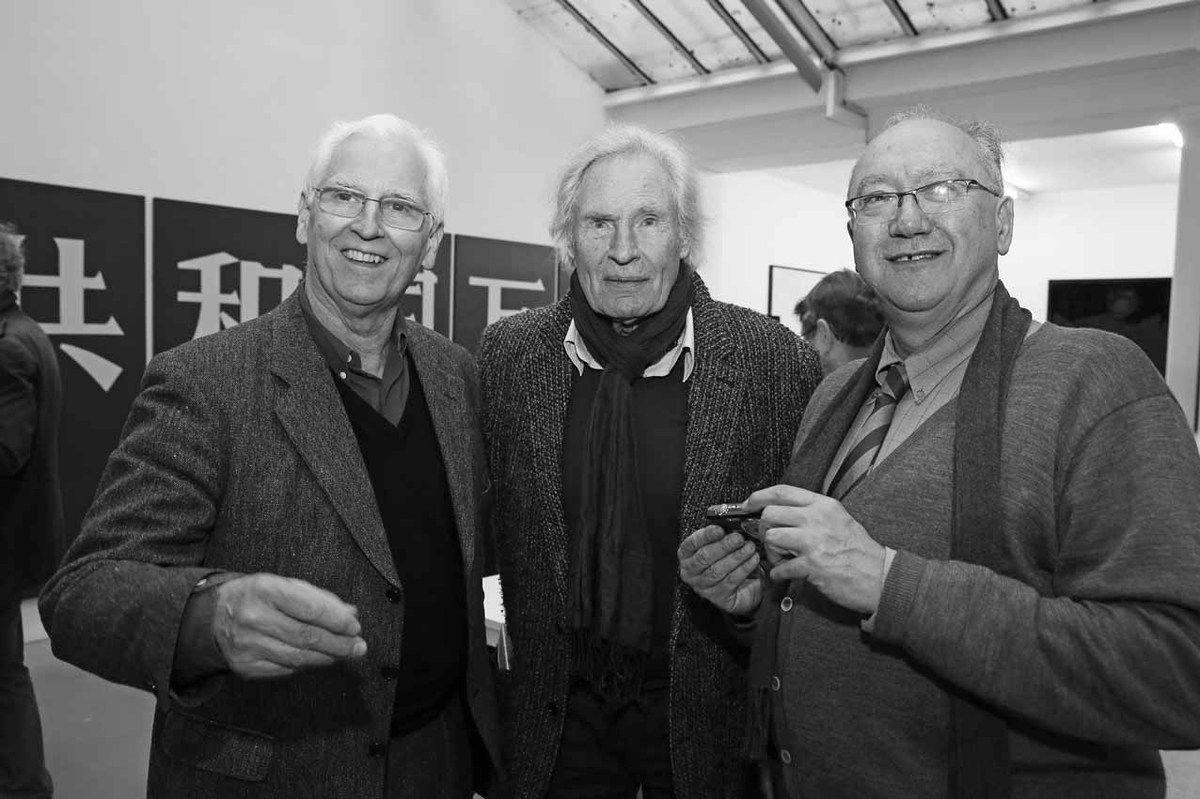 Jean Brolly, Peter Klasen, Jean-Materne Staub