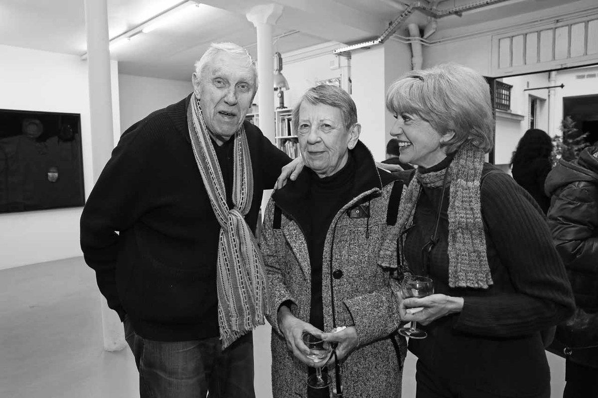 Paul-Armand Gette, Turid Wadstein, Tita Reut