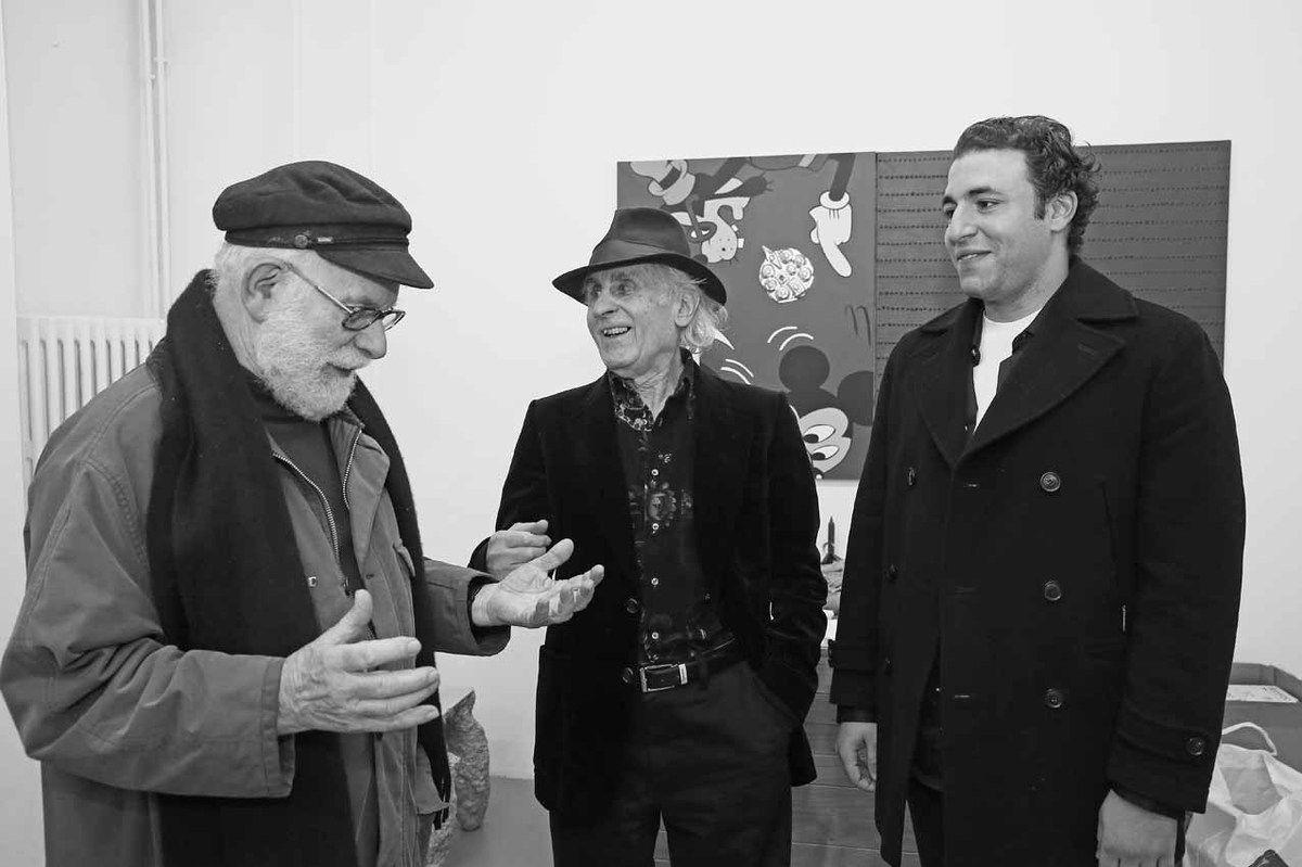 Gérard Guyomard, Bernard Rancillac, Jugurtha