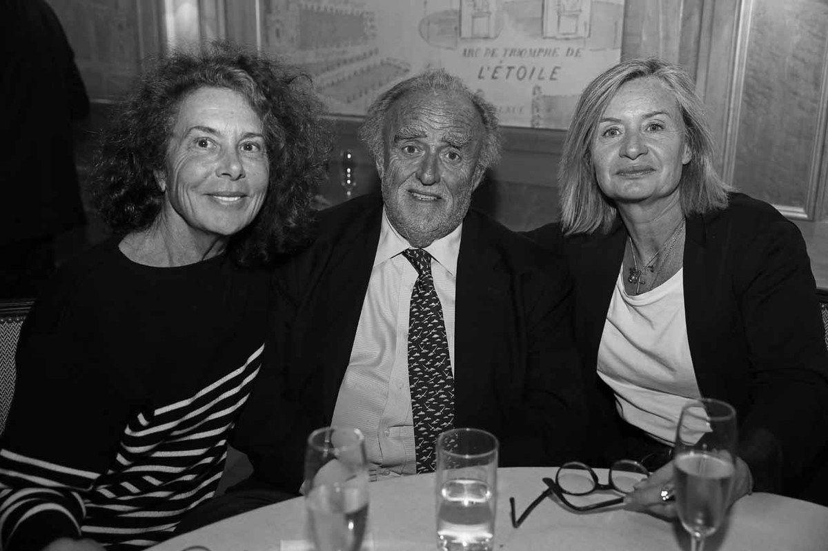 Danielle Bloch, Henri Lachman, Laetitia Disone