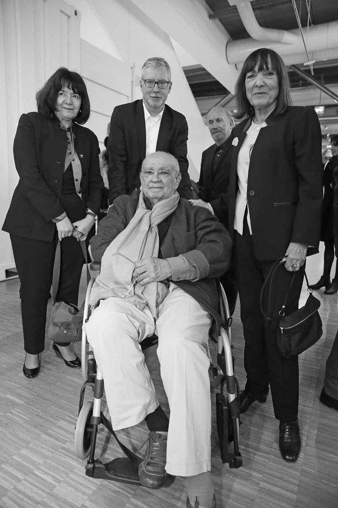 Inconnue, Christian Briend, Hervé Télémaque, Philippe Curval, Anne Tronche