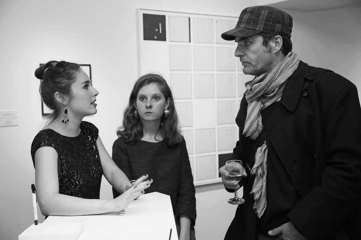 Coralie Le Golvan, Monika Fayard, Jörg Langhans