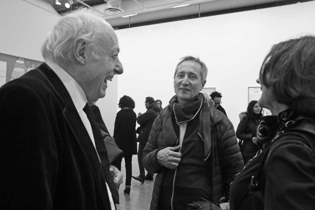Eduardo Arroyo, Bernard Blistène, Isabelle Arroyo
