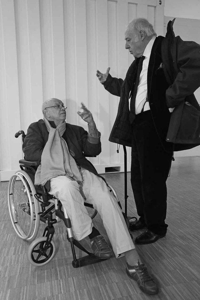 Hervé Télémaque, Eduardo Arroyo