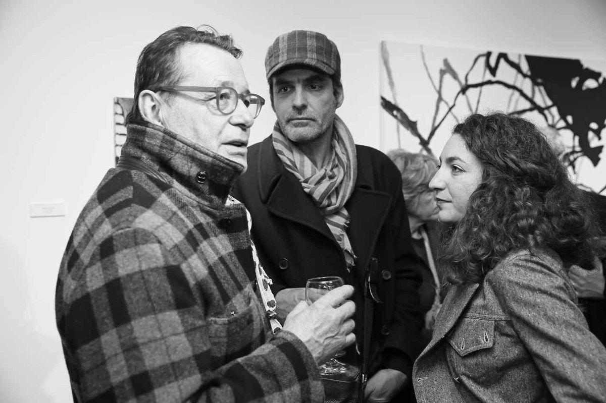 Philippe Garel, Jörg Langhans, Anna Klossowski