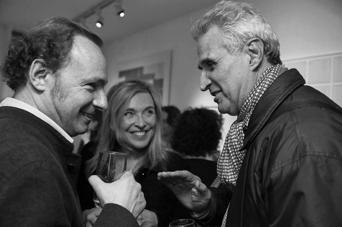 Guy de Malherbe, Cécile Sépulchre, Lodoïc de La Forest Divonne