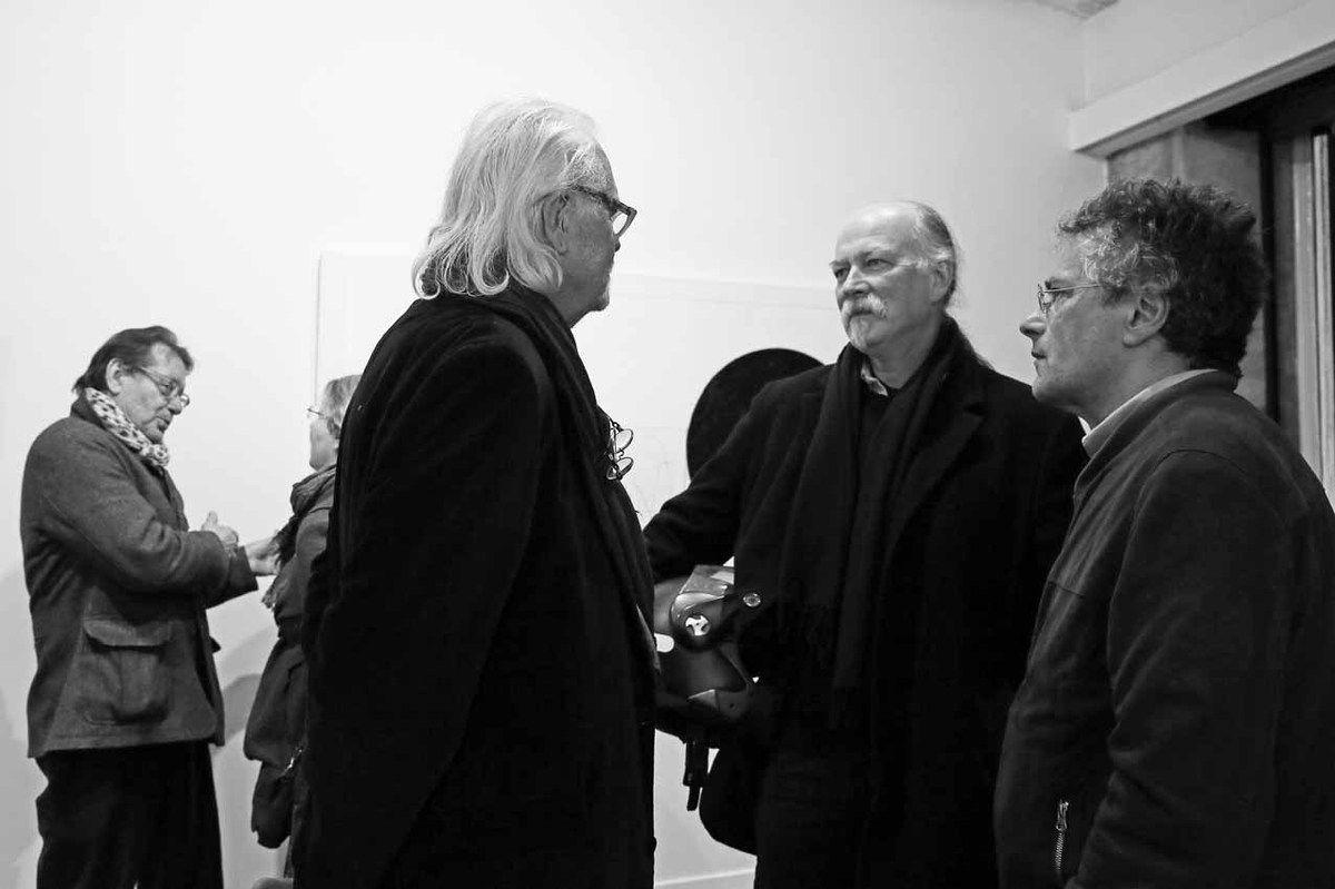 Philippe Garel, Jean Zuber, Richard Harper, Inconnu