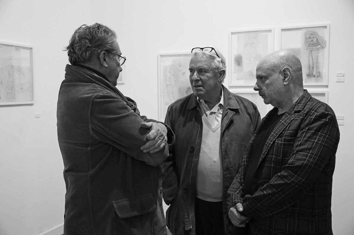 Inconnu, Bruno Durieux, Alain Avila