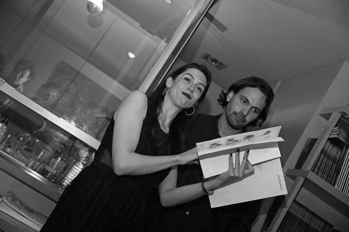 Cecilia Matteucci, Mathieu Joubert