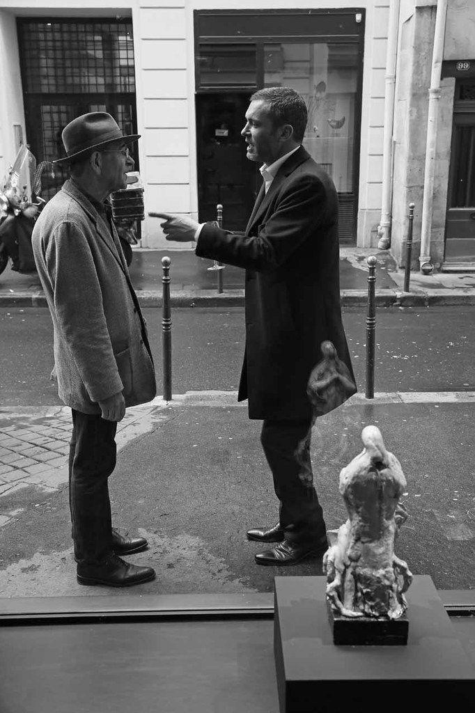 Jean-Michel Marchais, Raynald Driez