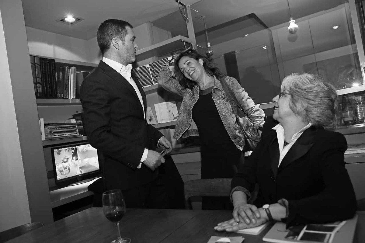Raynald Driez, Emmanuelle Renard, Dominique Polad-Hardouin