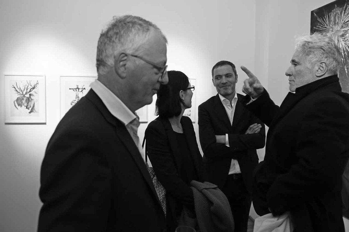 Philippe Hardouin, Sonia Giguel, Raynald Driez, Patrice Valota