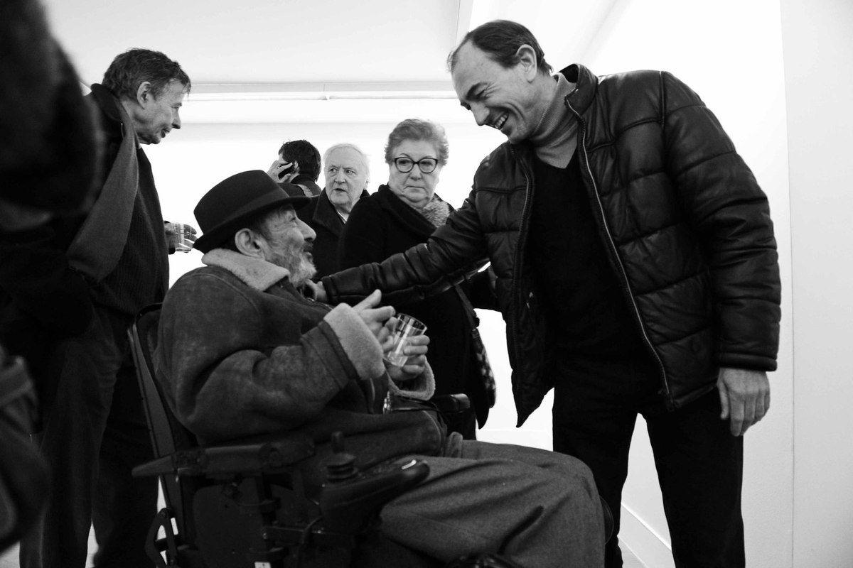 Alain Cortet, Claude Gilli, Inconnu, Inconnue, Jean-François Roudillon