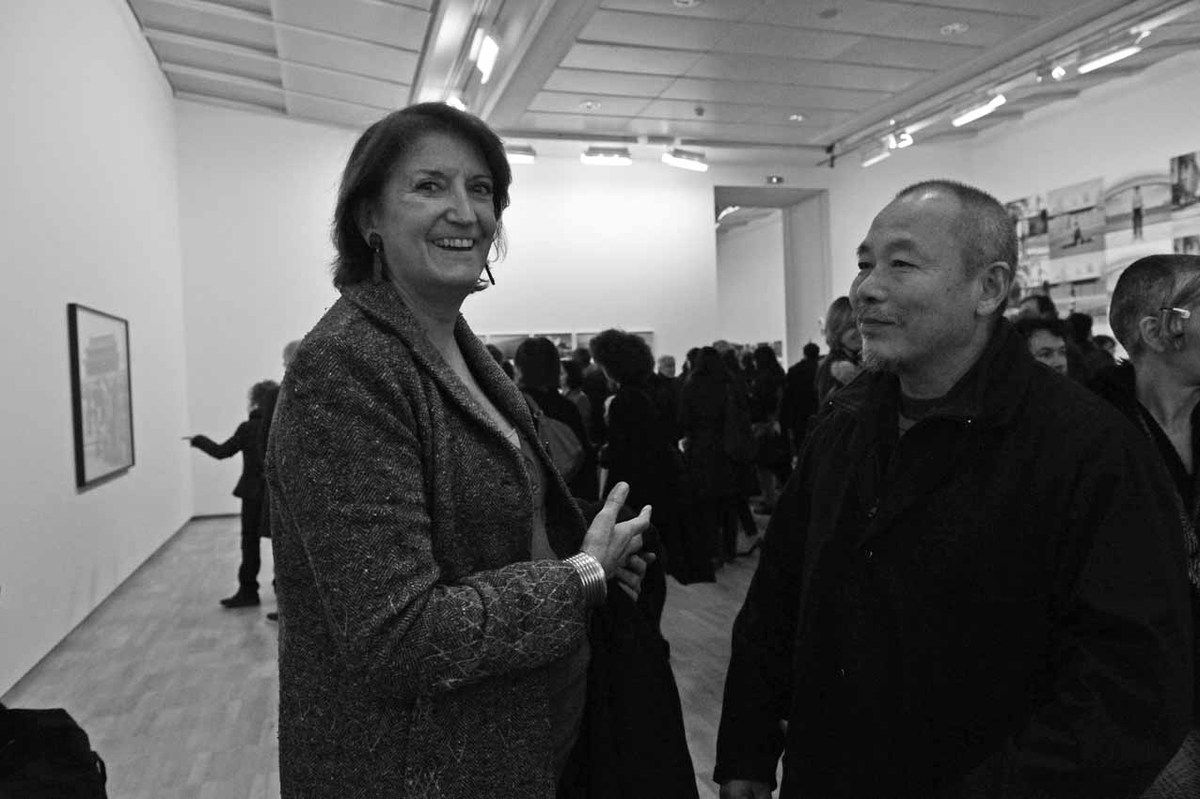 Viviane Esders, Wang Keping