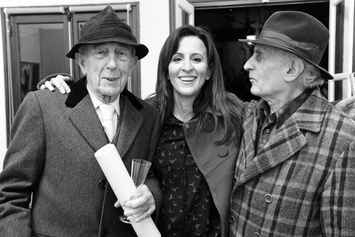 Jean Cortot, Sabine Bayasli, Bernard Rancillac