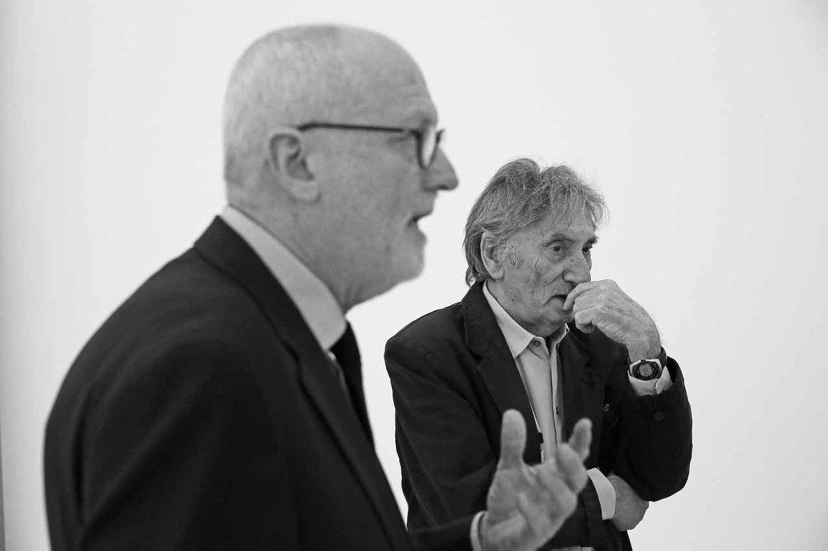 Lorand Hegyi, Giovanni Anselmo