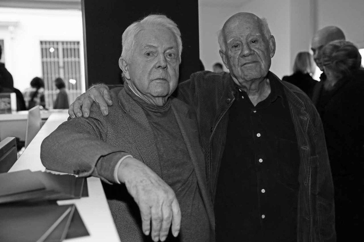 Jean-François Jaeger, Dani Karavan