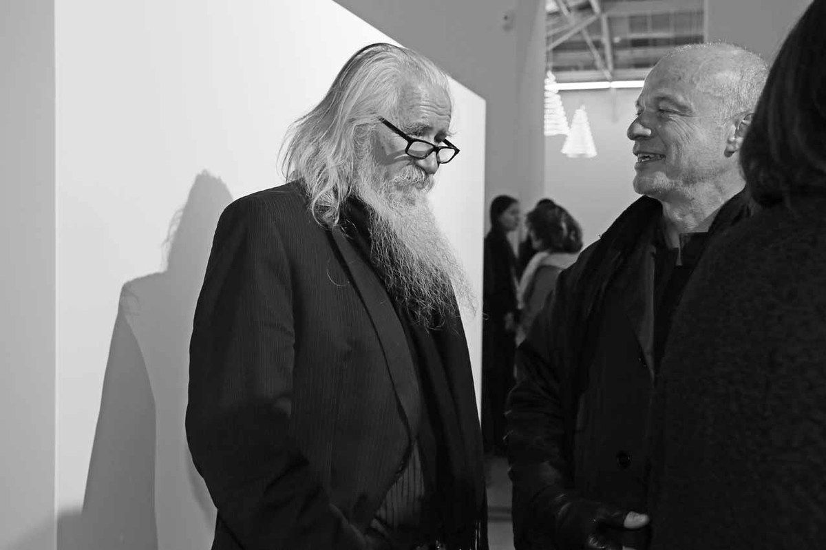 Olivier Mosset, Gérard Musy