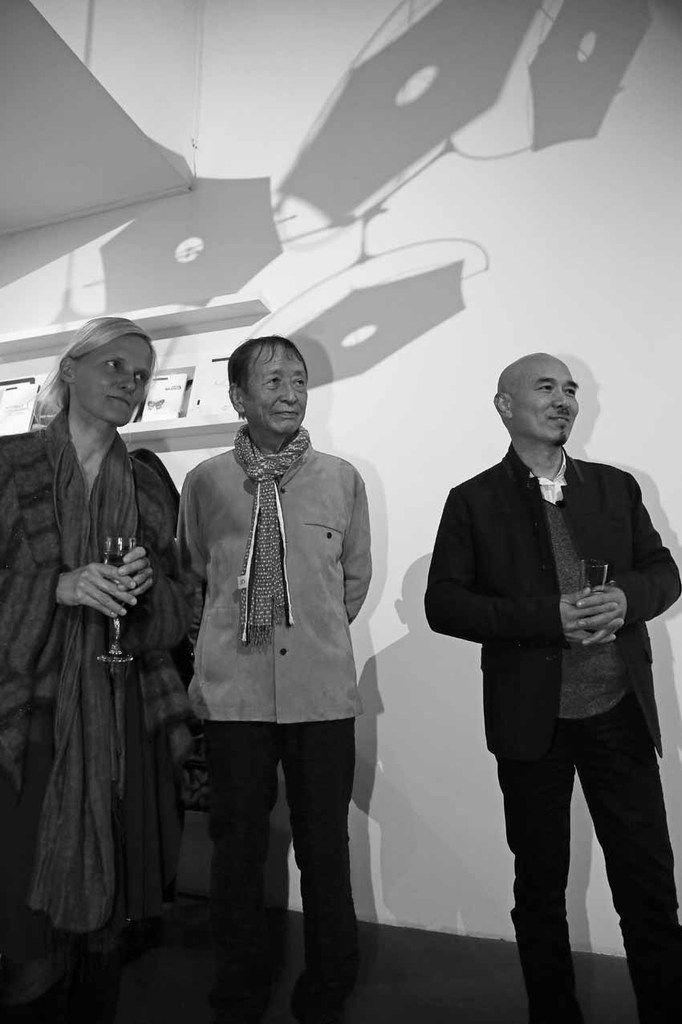Evi Keller, Susumu Shingu, Yang Jiechang