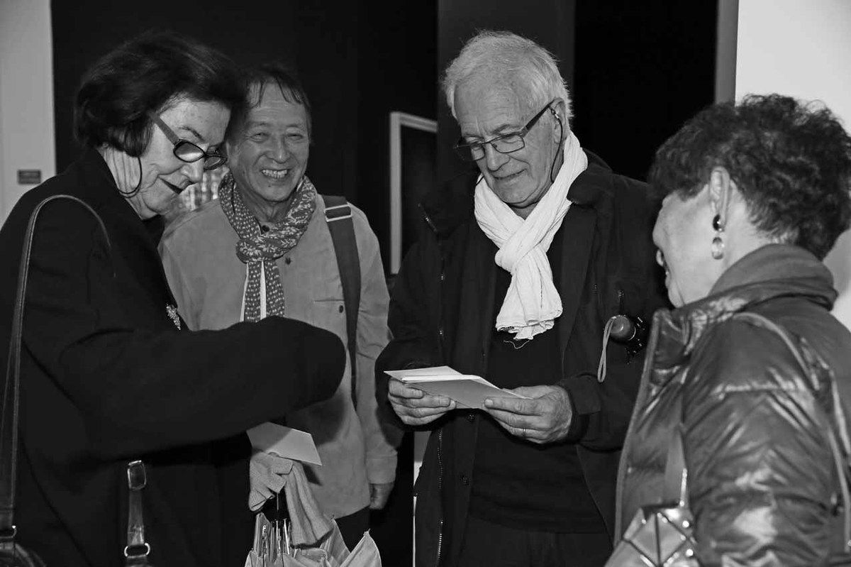 Françoise Viatte, Susumu Shingu, Germain Viatte, Susumu Yasuko