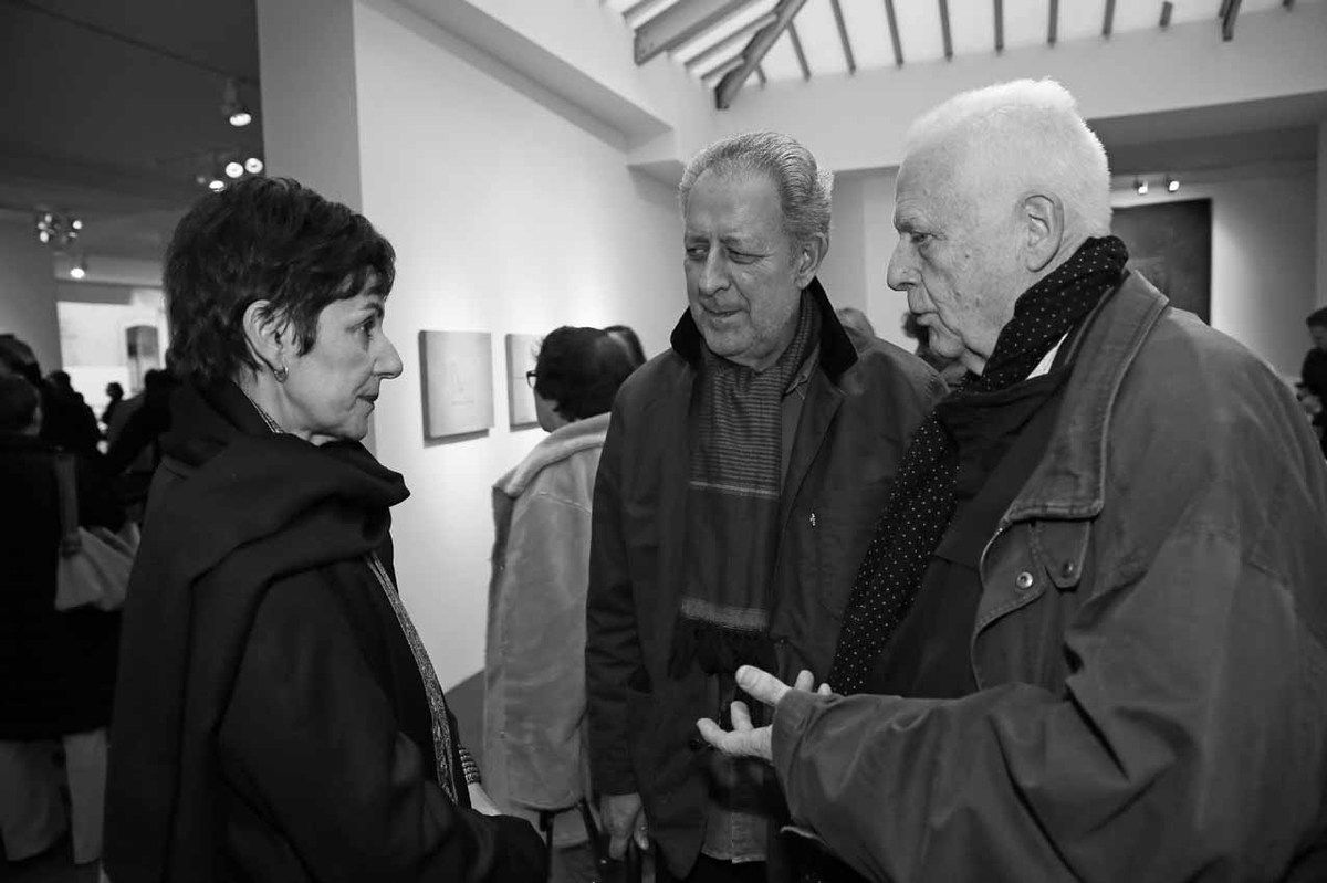 Inconnue, Zéno Bianu, Christian Jaccard
