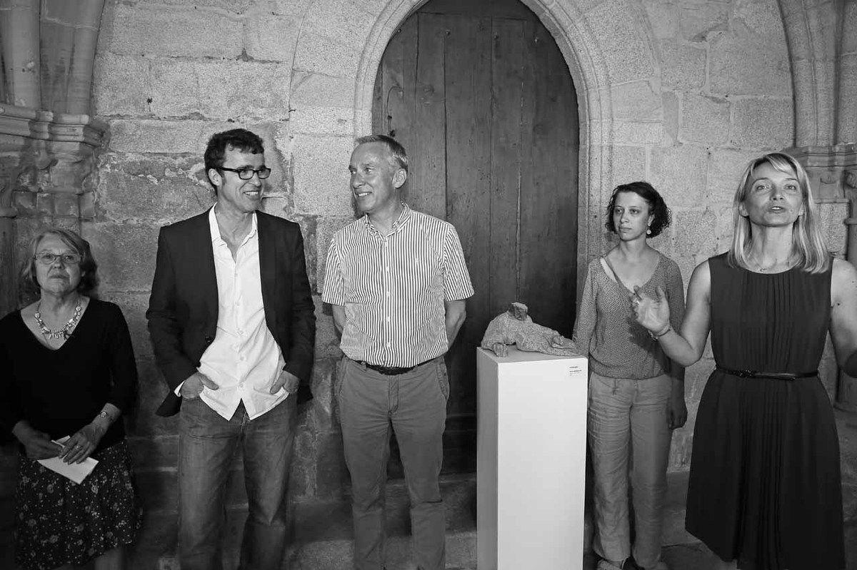 Paule-Marie Duquesnoy, Denis Monfleur, Bernard Combes, Inconnue, Karine Lhomme