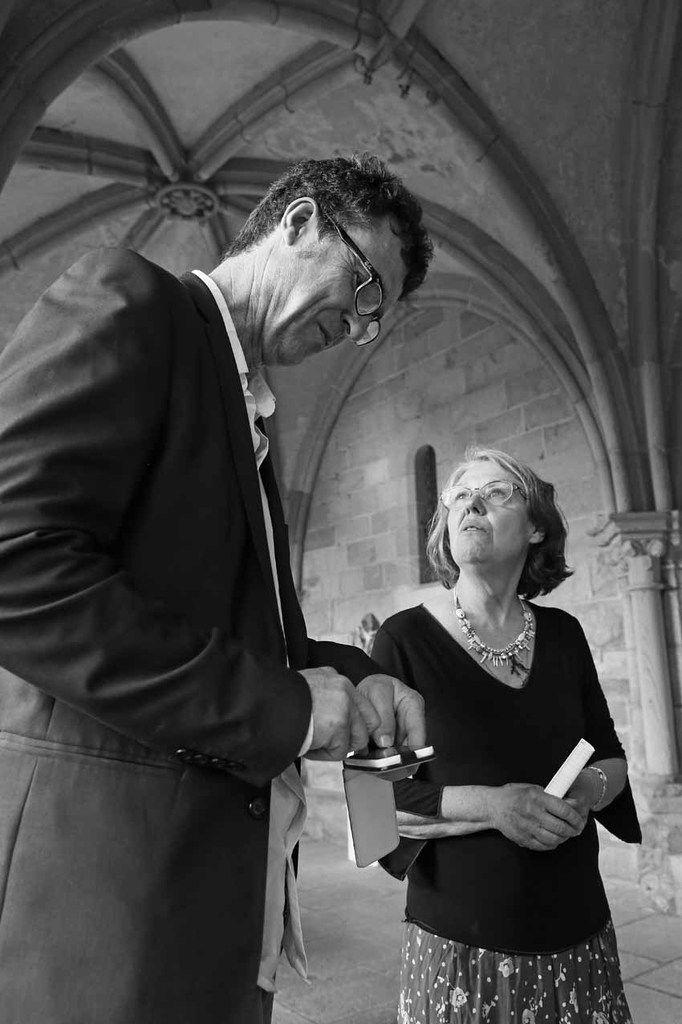 Denis Monfleur, Paule-Marie Duquesnoy