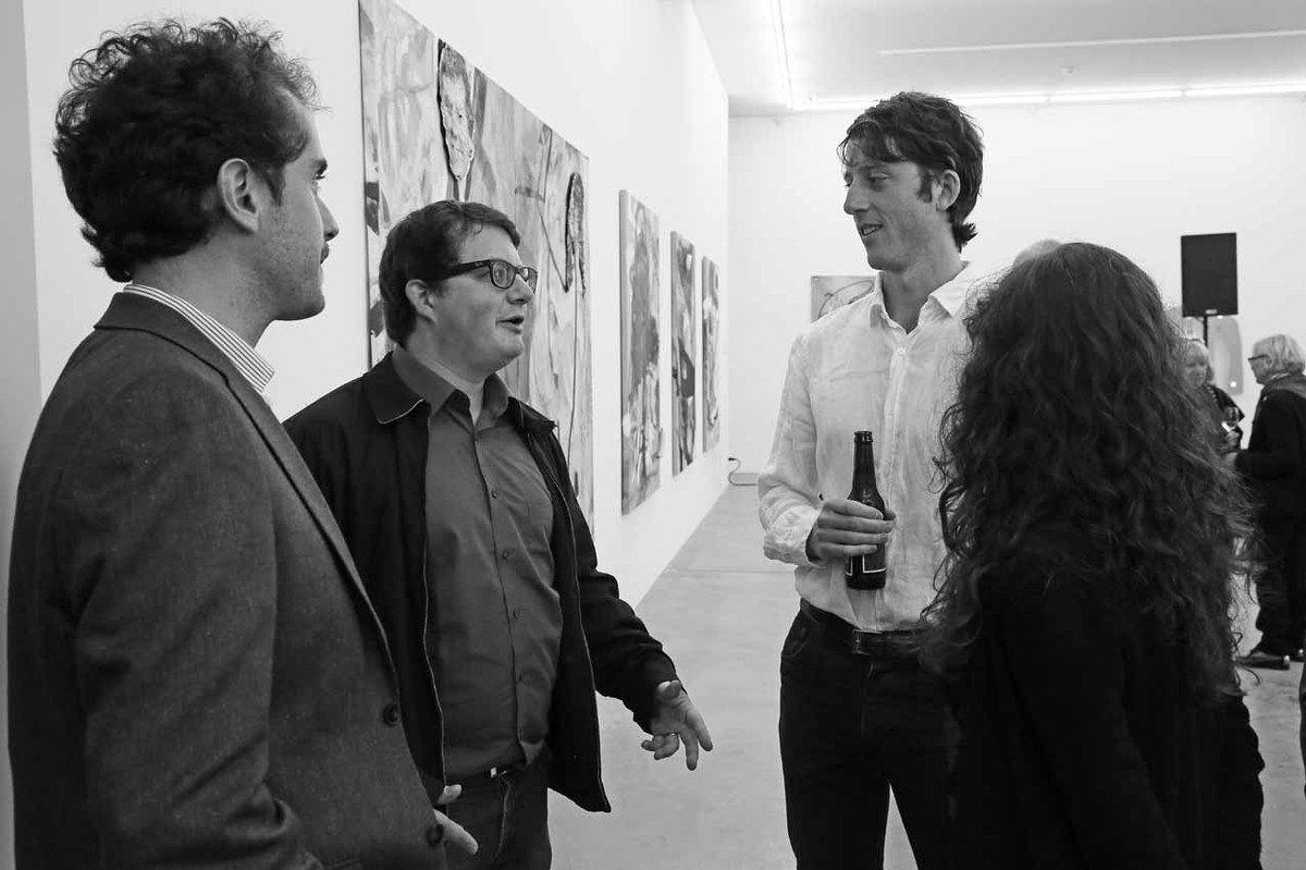 Raphaël Sachsenberg, Roland Quetsch, Alexander Nolan