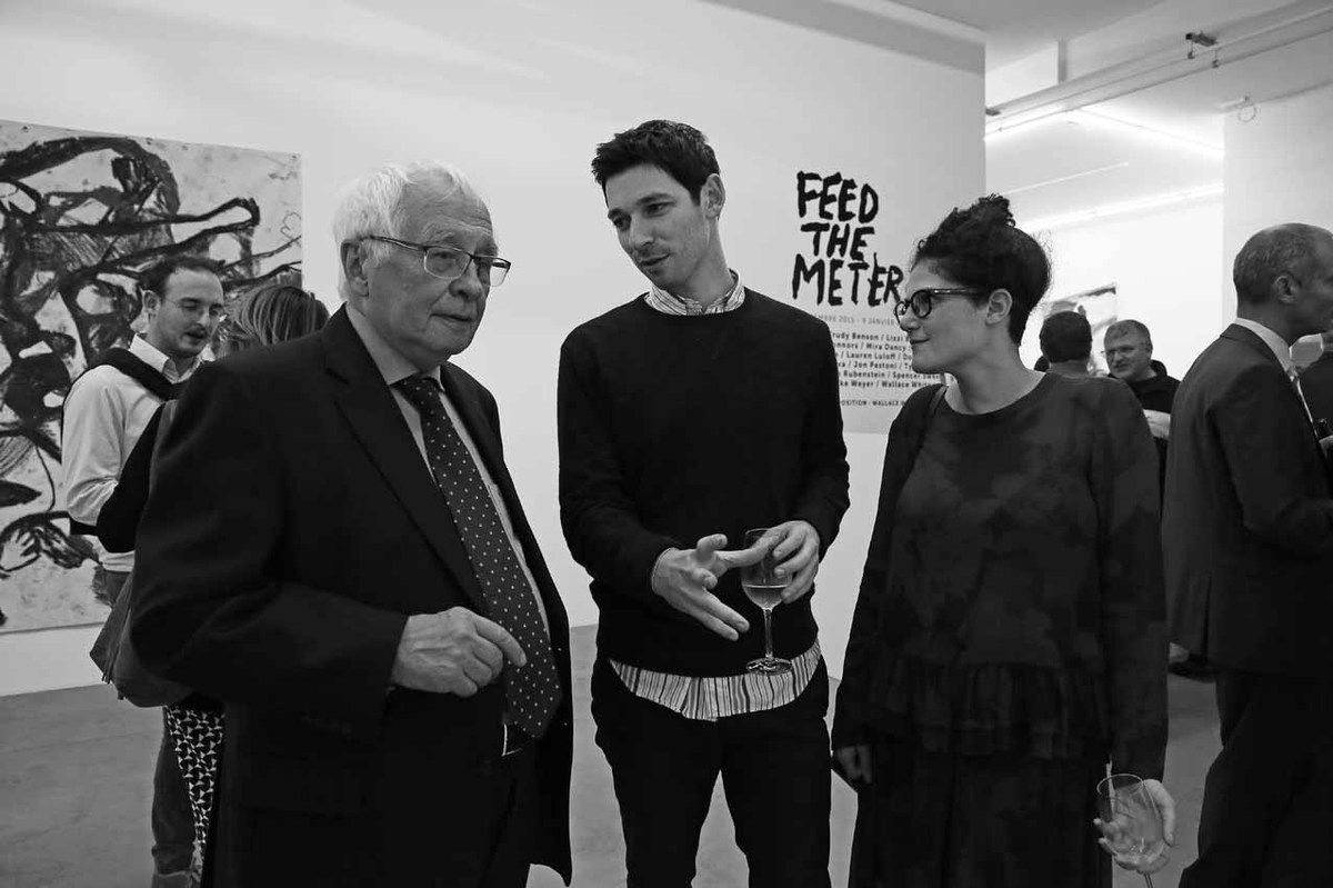 Bernard Ceysson, Eric Palgon, Adriane Rubinstein