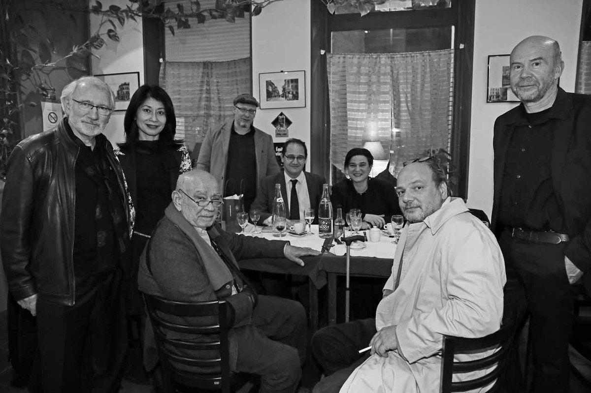 Philippe Piguet, Xiao Xiao, Hervé Télémaque, Baptiste Roux, François-Xavier Priollaud, Elodie-Anne Télémaque, François Lévy-Kuentz, Michel Natier