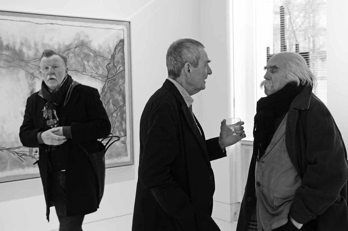 Clemens Rameckers (Ravage), Mark Brusse, Adam Rzepka