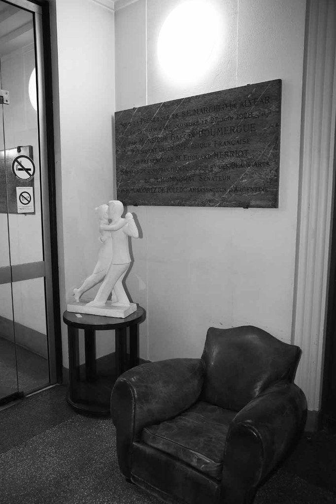 El Colectivo. Maison de l'Argentine. 2015-12