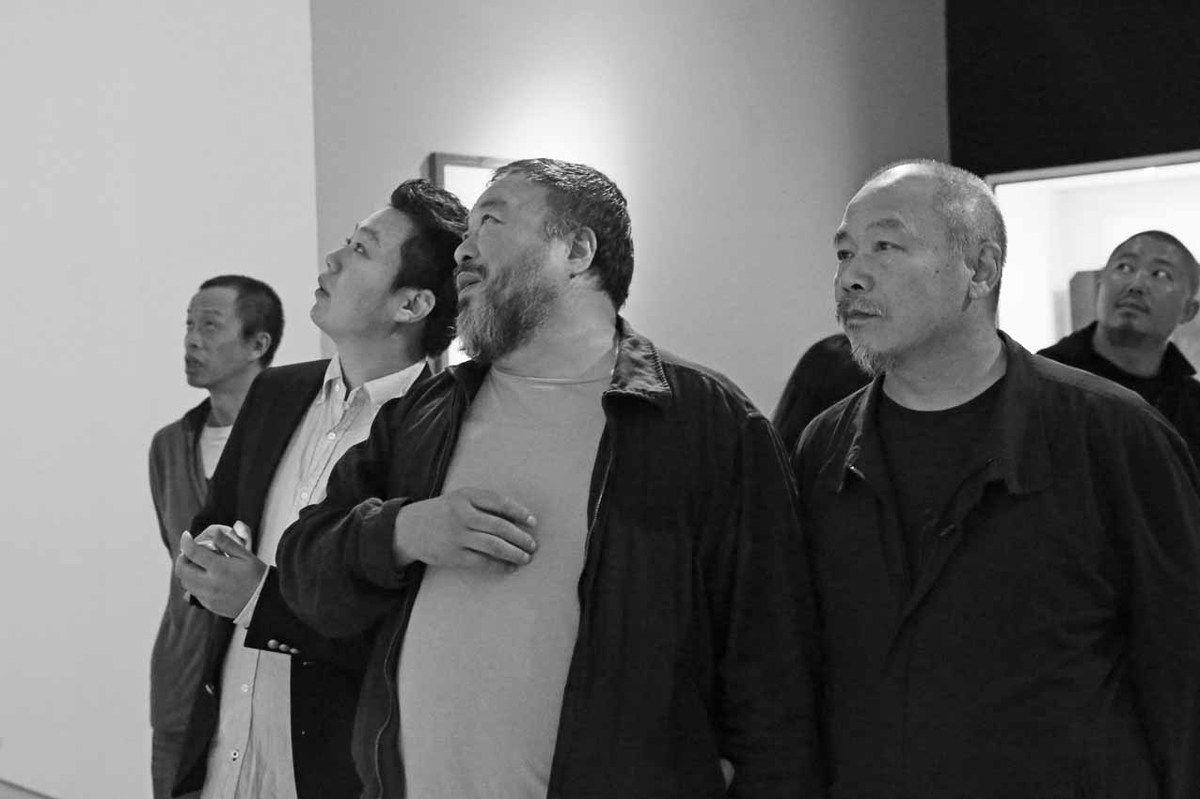 He Yunchang, Cui Cancan, Ai Weiwei, Wang Keping, Xia Xing