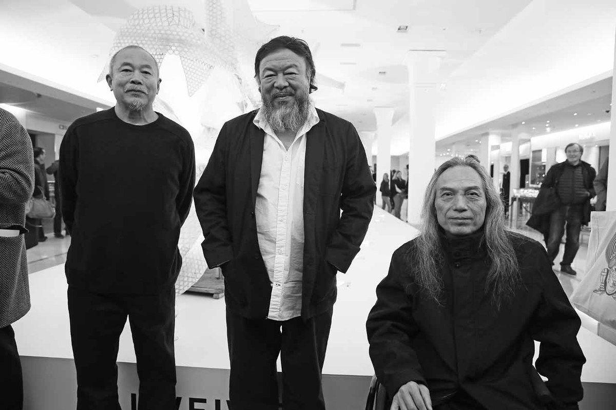 Wang Keping, Ai Weiwei, Ma Desheng