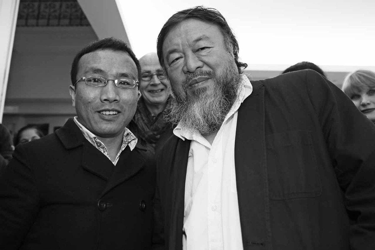 Yu Min, Antoine Perrot, Ai Weiwei