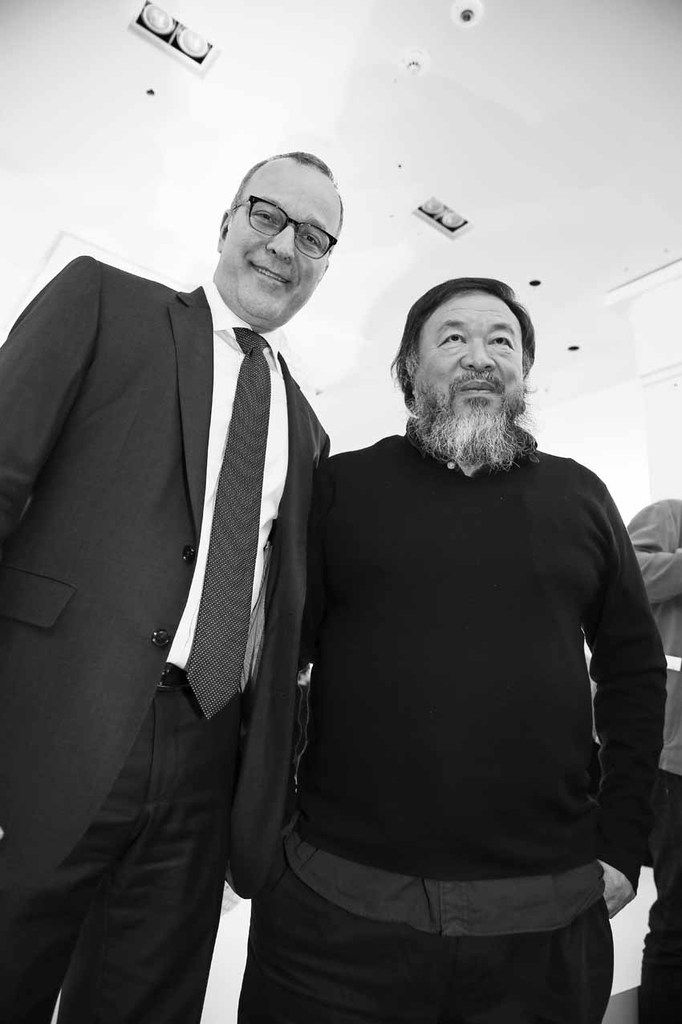 Patrice Wagner, Ai Weiwei